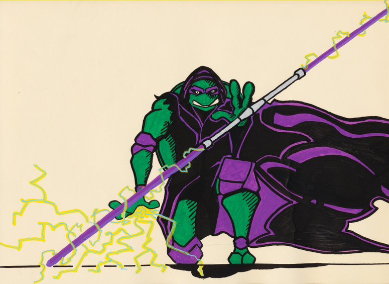 TMNT by AstralPitch