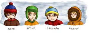 South Park Boys