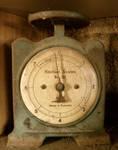 Dusty Kitchen Scales
