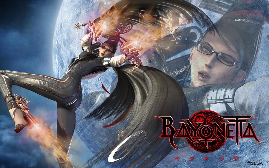 Bayoneta by Helnert