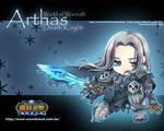 WOW:World of Warcraft-Arthas