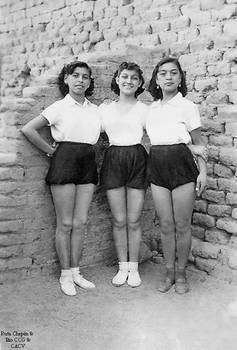 1952 (3) Foto del Recuerdo de las alumnas del Cole
