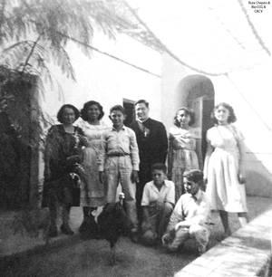 1952 (2c) 1952-60 Chelita Campos Mini Vasquez Padr