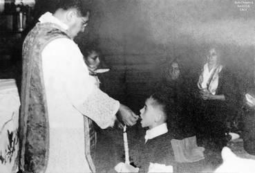 1952 (2a) 1952-63 Wenceslao Lazaro Alayo sacerdote