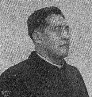 1952 (2) 1952-02 Wenceslao Lazaro Alayo sacerdote