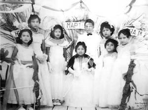 1951 (7) 1951-55 Reynado de la epoca de las alumna