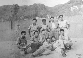 1951 (6a) 1951-55 Colegio Particular Mixto Chepen