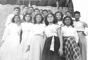 1951 (5) 1951-55 Colegio particular mixto Chepen A