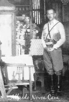 1941 (3) Alfredo Novoa Cava en la ciudad de Pasaje