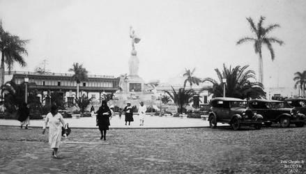 1935 (7) 1935-45 Trujillo Ciudad Eterna Primavera