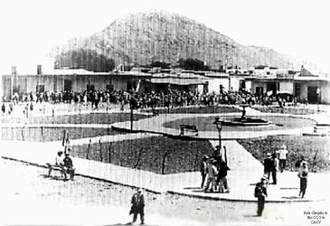 1935 (6) 1935-45 Plaza de Armas de Guadalupe