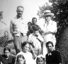 1935 (5a) 1935-45  Ignacio Reano  Julia Gonzales