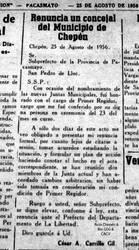 1956 (0a) 1956-08-25 Los sucesos de agosto de 1956 by Chepen-Ruta