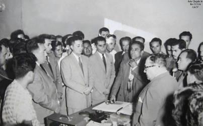 1956 (2) 1956-08-26  Comite Civico eleccion de Alc by Chepen-Ruta