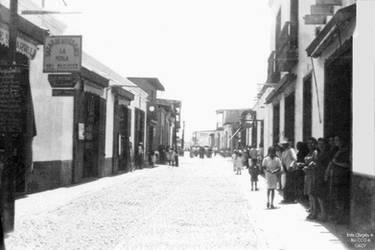 1955 (1) 1955-56 Calle Lima o Real Tienda la Perla by Chepen-Ruta