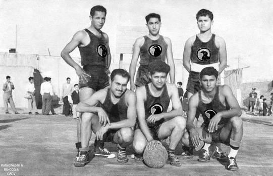 1960 (66) 1960-70 Club de los Halcones Negros Sr L