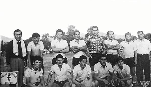 1960 (68) 1960-65 El Mundialista Luis Rubios en
