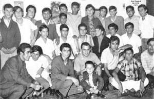 1960 (68a) 1960-70 Jovenes Chepenanos de la epoca