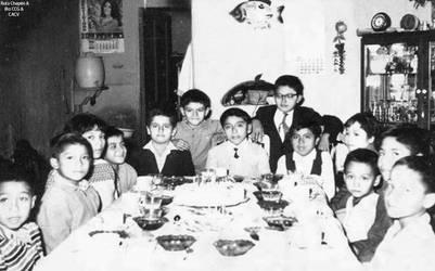 1960 (68c) 1960-70 Carlos Quesquen Pepe y Cesar An