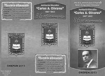 1927 Escuela 247 Carlos A Olivares de Chepen by Chepen-Ruta