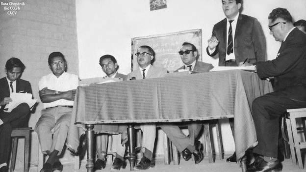 1960 (61b1) 1960-70 Ballerna Pacheco Rios Zumaeta