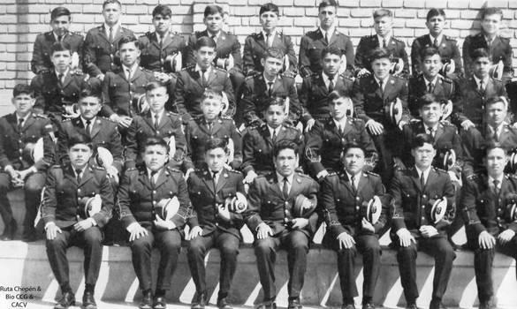 1971 (4c) 1973 Colegio Militar Elias Aguirre X Pro