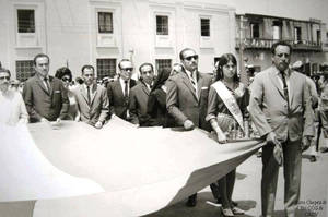 1971 (6b) Rosita Miranda Esteves (QPD) fue Reina d