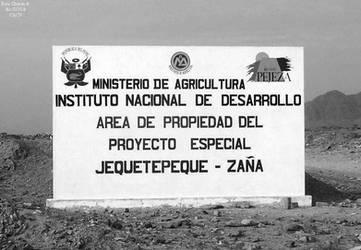 1977 (1) Jequetepeque - Zaa Proyecto Especial co by Chepen-Ruta
