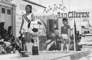 1977 (3) Semana Jubilar Radio Chepen Calle Lima 59 by Chepen-Ruta