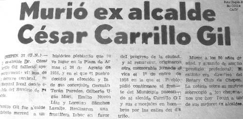 1978 (1) 1978-05-26 Dr Cesar Carrillo Gil fallecim by Chepen-Ruta