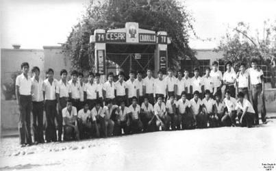 1978 (3) 1978-12 Colegio Primaria Cesar Carrillo G by Chepen-Ruta