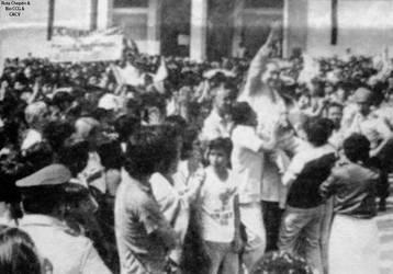 1984 (8a) 1984-09-15-4 Concentracion de Jubilo en  by Chepen-Ruta