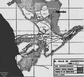 1851 (4) Mapa del Valle de Talambo 1860 inmigracio by Chepen-Ruta