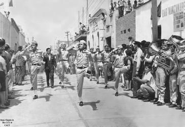 1966 (3) Policia Escolar de la GUE Carlos Gutirr by Chepen-Ruta
