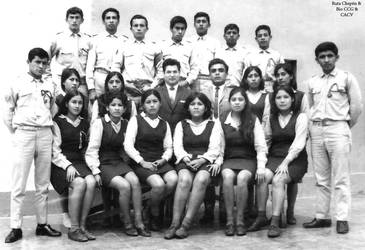 1966 (4) 1966-1970 Promocion del Instituto Naciona by Chepen-Ruta