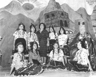 1966 (5) Representacion del drama Ollanta en el Co by Chepen-Ruta