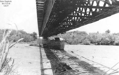 1967 (4) Fenomeno del nio Puente Cultambo San Jo by Chepen-Ruta