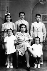 1929 Tradicional familia Chepenana Ojeda Zaartu by Chepen-Ruta