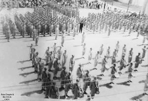 1960 (61d) 1960-70 Desfile de Fiestas Patrias Chep