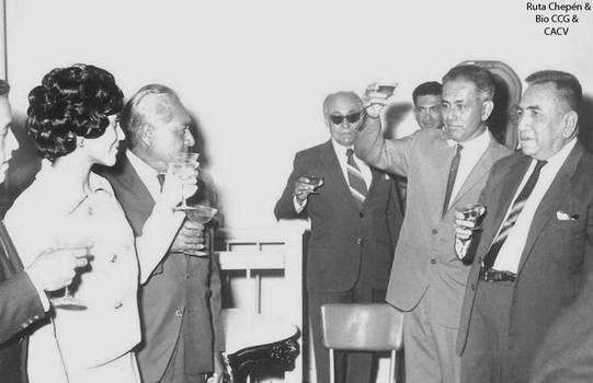 1960 (68a) 1960-70 Reunion de Chepenanos