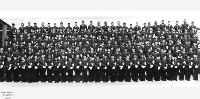 1971 (4) Colegio Militar Elias Aguirre chepenanos