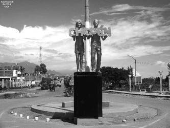 1985 (2) Via Evitamiento Av Esequiel Gonsalez Cace by Chepen-Ruta