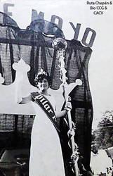 1966 (4a) 1966-70 Reyna Pilar Luperdi quien repres by Chepen-Ruta