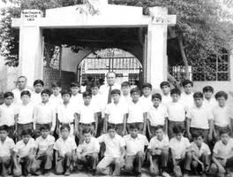 1960 (63a) 1960-65  Colegio 233 hoy Cesar Carrillo