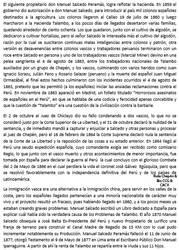 1851 (0c) Talambo Historia by Chepen-Ruta