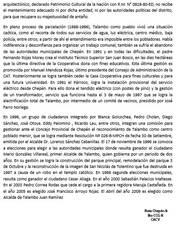 1851 (0e) Talambo Historia by Chepen-Ruta