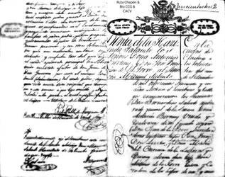 1851 (2) 1851-09-30  Hace 164 aos Manuel Salcedo by Chepen-Ruta