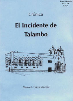 1863 (0) 1863-08-04  Libro El Incidente de Talambo