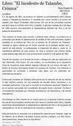 1863 (0a) 1863-08-04 El Incidente de Talambo Croni by Chepen-Ruta