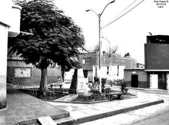 1976 (2) 1980-90 Plazuela Alfredo Novoa Cava by Chepen-Ruta